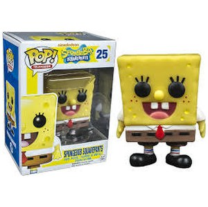 Nickelodeon Sponge Bob Square Pants Sponge Bob Pop! Vinyl Figure
