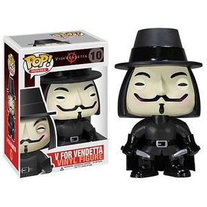 V for Vendetta V Pop! Vinyl Figure