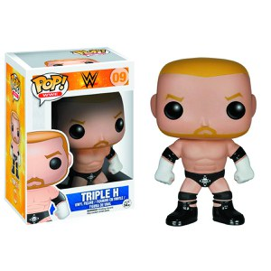 WWE Wrestling Triple H Pop! Vinyl Figure