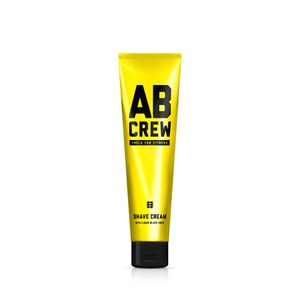 AB CREW Men's Shave Cream (120 ml)