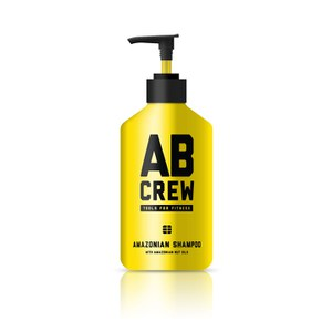 AB CREW Men's Amazonian Shampoo (480 ml)