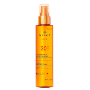 NUXE Sun Tanning Oil Face and Body SPF 30 (150 ml)