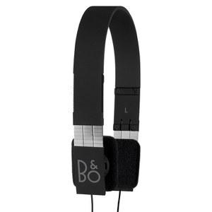 Bang & Olufsen BeoPlay Form 2i Kopfhörer mit In-Line-Fernbedienung – Schwarz