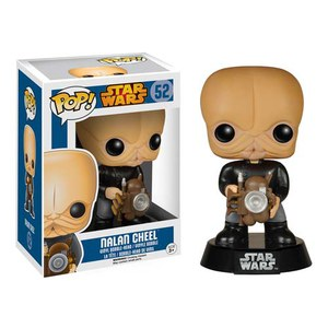 Figura Pop! Vinyl Bobble Head Nalan Cheel - Star Wars