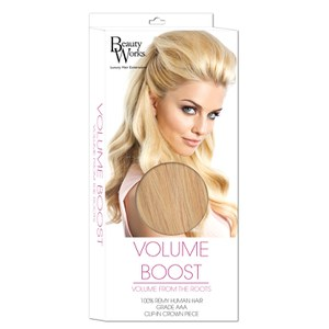 Doczepiane włosy Beauty Works Volume Boost – Boho Blonde 613/27