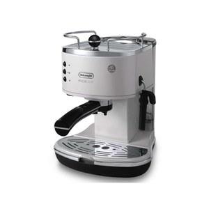 De'Longhi ECOM311 Icona Micalite Espresso Coffee Machine - White