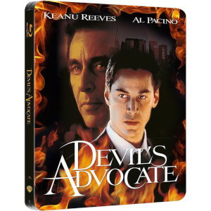 Devils Advocate - Limited Edition Steelbook (UK EDITION)
