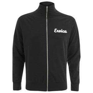 Santini Eroica Technical 2015 Heritage Series Training Jacket - Black
