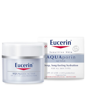 Eucerin® Aquaporin Active SPF 25 UVB + UVA Protection (50 ml)