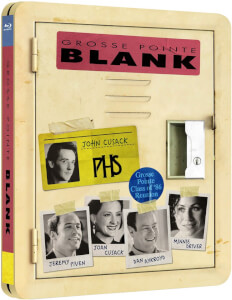 Grosse Pointe Blank - Zavvi UK Exclusive Limited Edition Steelbook