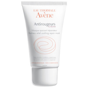 Mascarilla reparativa antirojez Avène Antirougeur Calm Redness-Relief (50ml)