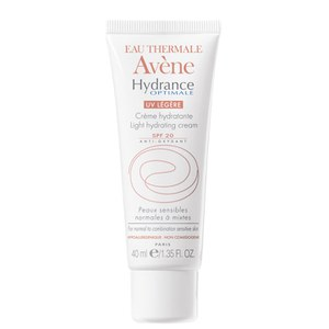Krem nawilżający Avène Hydrance Optimale UV Light (40 ml)