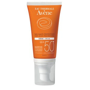 Crema solar Avène SPF 50+