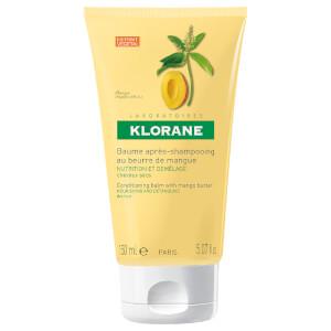 KLORANE après-shampooing du beurre de mangue (150ml)