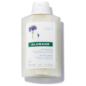 KLORANE Centaury (Cornflower) For Gray/White Hair Shampoo