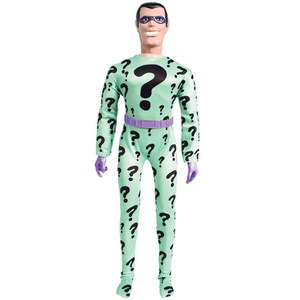Figurine Riddler -Batman -Mego DC Comics