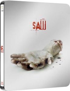 Saw - Steelbook Exclusif Limité pour Zavvi