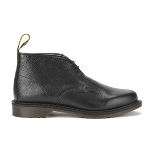 Dr. Martens Men's Oscar Sawyer New Nova Leather Desert Boots - Black