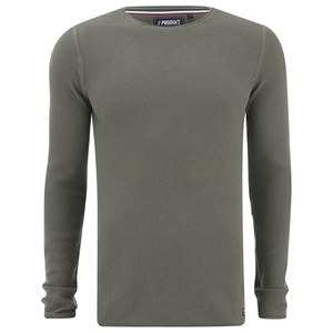 Produkt Men's BWO 51 Crew Neck Jumper - Gun Metal
