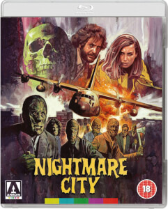 Nightmare City (Includes DVD)