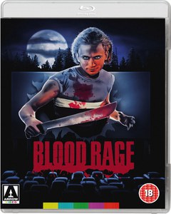 Blood Rage (Includes DVD)