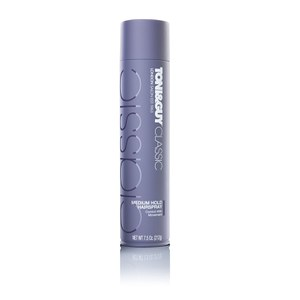 Toni & Guy Classic Medium Hold Hairspray (250ml)