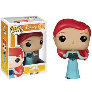 Disney The Little Mermaid Ariel Blue Dress Funko Pop! Vinyl
