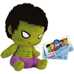Mopeez Marvel Hulk Plush Figure