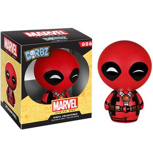 Marvel Deadpool Vinyl Sugar Dorbz Action Figure