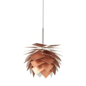 Dyberg Larsen XS Pineapple Pendant Lamp - Copper Look