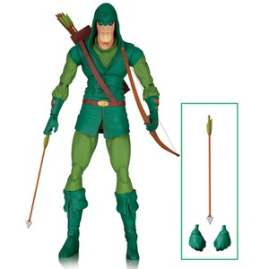 DC Comics Icons Actionfigur Green Arrow (The Longbow Hunters)