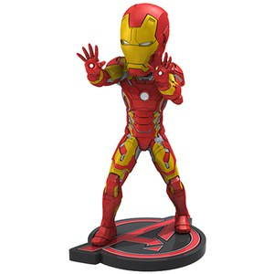 NECA Marvel Avengers Age of Ultron Iron Man Extreme Head Knocker