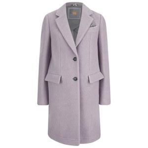 BOSS Orange Women's Obecki Coat - Light/Pastel Purple