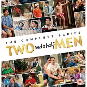 Two and a Half Men - Season 1-12