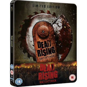 Dead Rising Watchtower – Zavvi UK Exclusive Steelbook (Limited to 1000 Units Only)