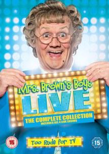 Mrs Brown's Boys Live 2012-2015