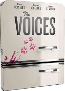 The Voices - Limited Edition Steelbook