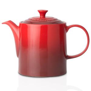 Le Creuset Stoneware Grand Teapot - Cerise