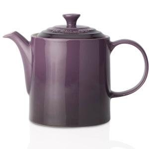 Le Creuset Stoneware Grand Teapot - Cassis