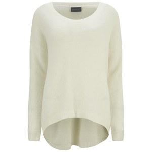 Gestuz Women's Gaby Knitted Jumper - Cream