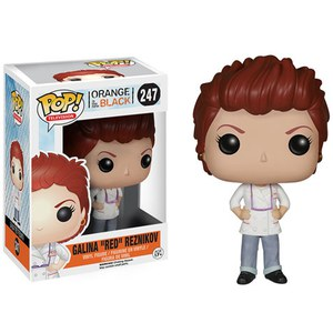 Orange Is The New Black Red Funko Pop! Figur