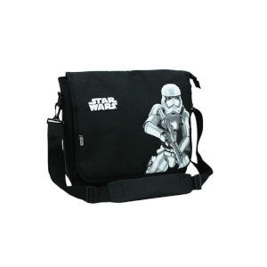 Star Wars First Order Stormtrooper Messenger Tasche
