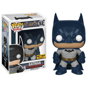 DC Comics Arkham Asylum Batman Blue Outfit Pop! Vinyl Figure