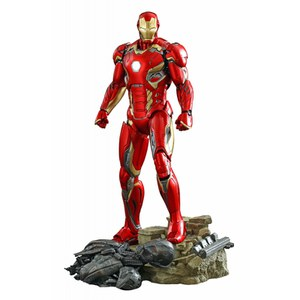 Hot Toys Marvel Avengers Age of Ultron Iron Man Mark XLV Discast 1:6 Scale Figure