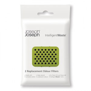 Joseph Joseph Replacement Odour Filters (2 Pack)