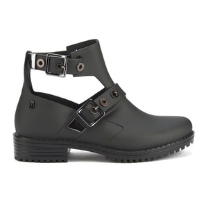 Melissa Women's Antares Cut Out Ankle Boots - Black