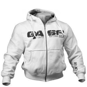GASP 12Ibs Hoody - White