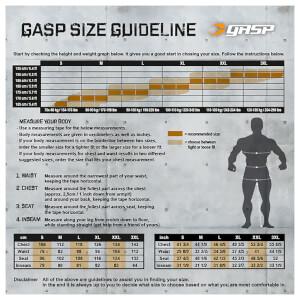 GASP Pro Gym Hoody - Khaki Green