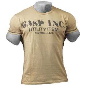 GASP Basic Utility T-Shirt - Desert