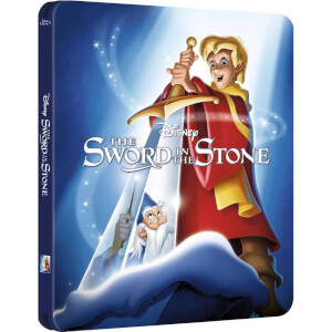 Sword in the Stone - Zavvi Exclusive Limited Edition Steelbook (The Disney Collection #33) - 3000 Only